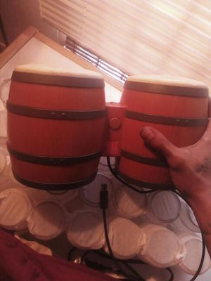 Donkey kong wii drums for Sale in TX, US
