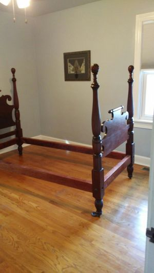 Solid Wood Bed Frame for Sale in Staunton, VA