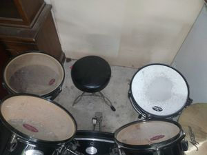 Drum Set..Must Go!! Make an Offer for Sale in Dallas, TX