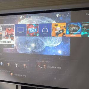 "Projector Screen Electric Up Down Size 110"" for Sale in San Diego, CA"
