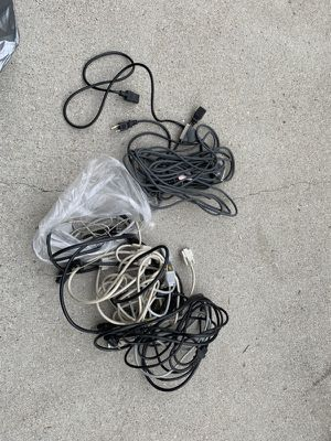 Computer cables for Sale in Virginia Beach, VA