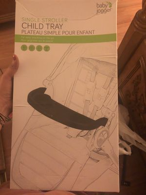 Baby jogger stroller tray for Sale in Fort Worth, TX