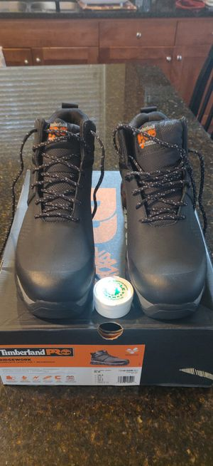 Timberland Pro Composite Toe work boots size 10.5 for Sale in Renton, WA