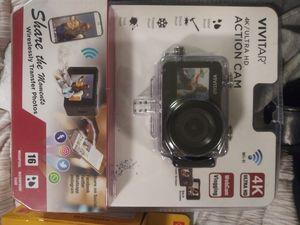 Vivitar and kodak digital camera for Sale in Eugene, OR