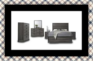 11pc Kate bedroom set with mattress for Sale in Crofton, MD