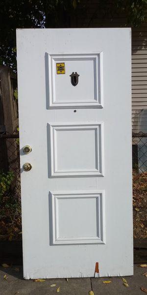 /*/*/*/* WOODEN EXTERIOR DOOR *\*\*\*\ for Sale in Harper Woods, MI