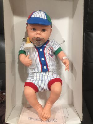 Berjusa Sexed white baby boy from 80's Collectible for Sale in Jersey City, NJ