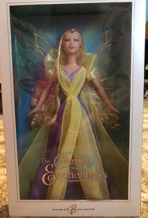 The Fairytopia Enchantress : Silver Label Barbie Collector for Sale in Chillicothe, MO