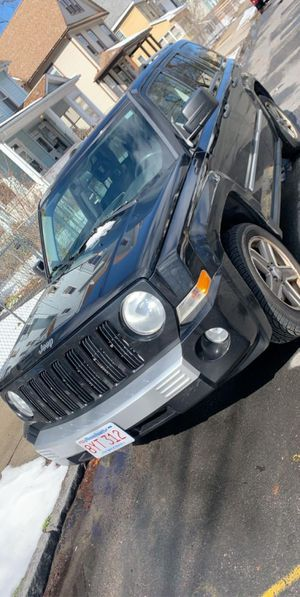 08 Jeep Patriot for Sale in Springfield, MA