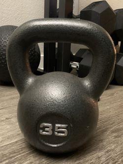 Kettlebell-35 Pounds for Sale in Beaverton,  OR