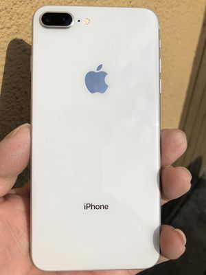 iPhone 8 Plus unlocked for all carriers for Sale in Compton, CA