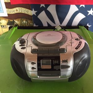 Portable CD Stereo System for Sale in Old Bridge Township, NJ