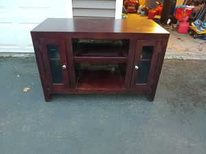 Raymour and Flanagan TV stand for Sale in Sandy Hook, CT
