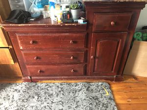 Antique dresser for Sale in Somerville, MA