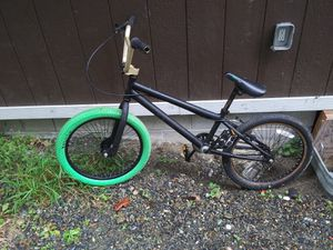 20in bmx bike. I think its a kent 7.0 but not sure. It rides good for Sale in Eatonville, WA
