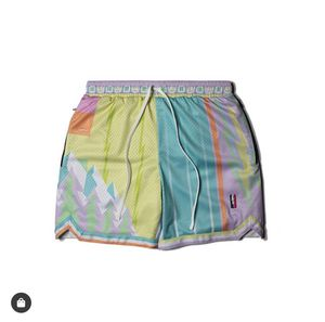 """Trillest X Who Cares Sz Small Basketball Swingman Shorts """"what the pastel"""" colorway for Sale in Queens, NY"""