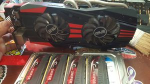 ASUS graphics card 16 gb of ram and 2.0 TB for Sale in Escondido, CA
