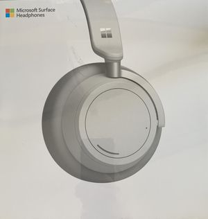 Microsoft - Surface Headphones - Wireless Noise Canceling Over-the-Ear with Cortana for Sale in Sunnyvale, CA