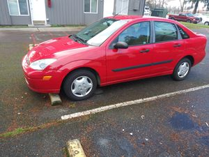 2001 Ford Focus for Sale in Tacoma, WA