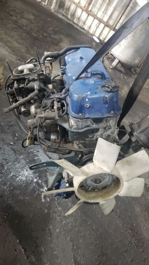 1985 Nissan pickup 4cyl MOTOR for Sale in Houston, TX