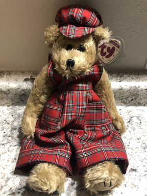 Scotch ty collectible beanie baby for Sale in Buckley, WA