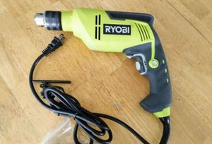 Ryobi hammer drill factory reconditioned Model ZRD620H Hablo español for Sale in Fort Lauderdale, FL