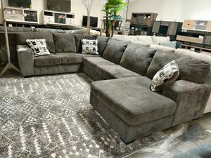Ashley Furniture Sectional Sofa (Ottoman/Coffee Table is not included) for Sale in Fountain Valley, CA