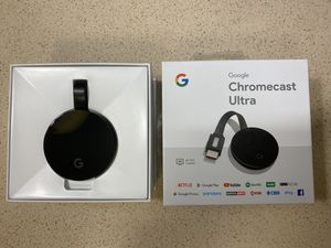 Chromecast Ultra for Sale in Austin, TX