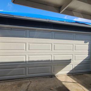 Garage Door With Motor for Sale in East Los Angeles, CA