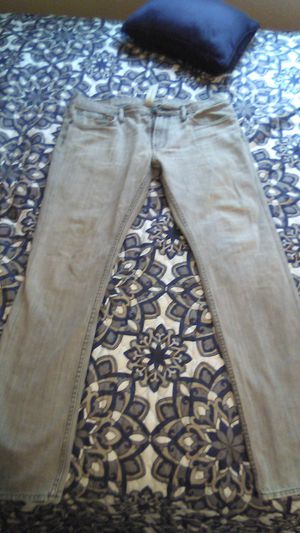 Burberry grey jeans for Sale in Ceres, CA