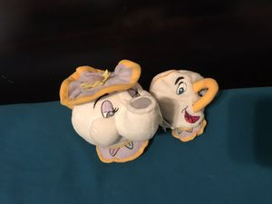 Mrs Potts and Chip stuffed animal for Sale in Orlando, FL