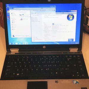 "HP Elitebook 14"" 8440P 500GB HD Intel Core i5 WIN7 for Sale in Torrance, CA"