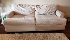 FREE CREAM SOFA COUCH for Sale in Beaverton, OR