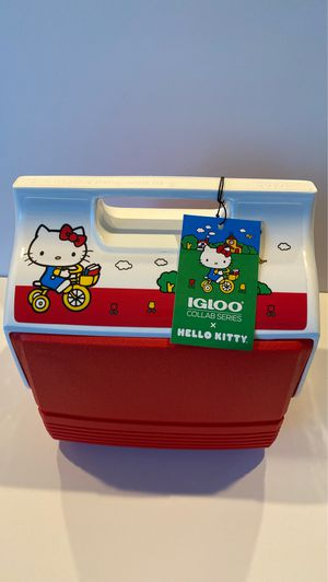 Hello Kitty Playmate Mini Cooler Igloo for Sale in Phoenix, AZ