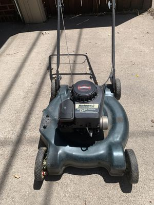 Lawn mower. Gas power for Sale in Denver, CO