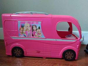 Barbie Pop Up Camper for Sale in Seattle, WA