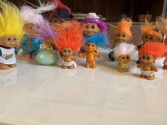 Vintage Troll Dolls for Sale in Burien,  WA
