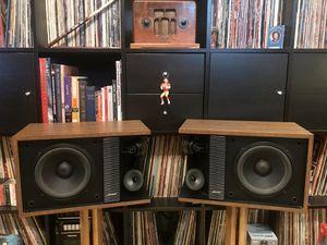 Bose 301 Series II Direct Reflecting Bookshelf Speakers for Sale in Bellevue, WA