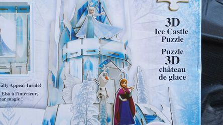 Frozen 3D Puzzle for Sale in Lake Wales,  FL