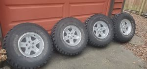 Jeep tj 32's for Sale in Federal Way, WA