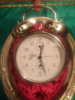 Double bell Mechanical alarm clock for Sale in Las Vegas, NV