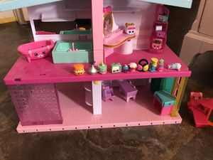 Shopkins house and accessories for Sale in Poway, CA