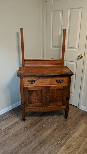 Wash Stand - Wooden for Sale in Costa Mesa, CA