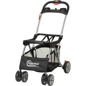 Snap N Go Infant car seat carrier for Sale in Suffern, NY