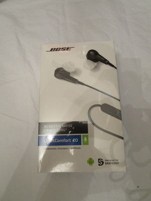Bose QuietComfort Noise Cancelling Headphones NIB for Sale in Charlotte, NC