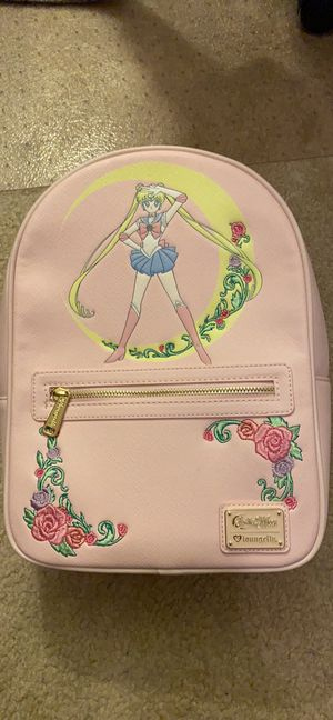 New limited edition sailor moon backpack 🎒 for Sale in Sacramento, CA