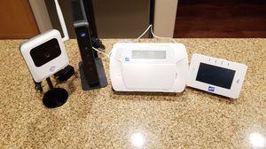 ADT wireless equipment w/wireless camera for Sale in Gilbert, AZ