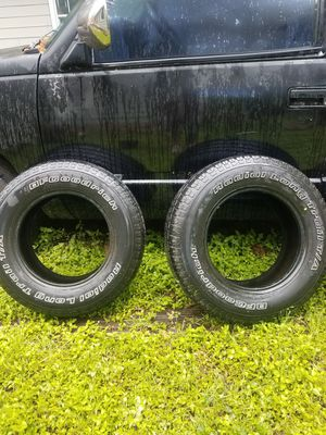 3 tires - 15s for Sale in Austin, TX