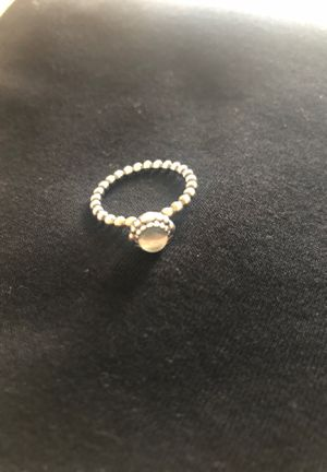 Pandora moonstone ring size 7 for Sale in Miami, FL