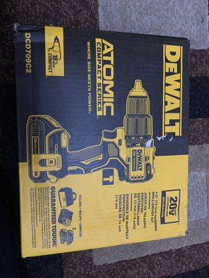 1/2 hammer drill/ driver kit for Sale in Las Vegas, NV